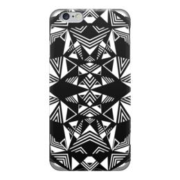 """Чехол для iPhone 6 """"Artsy"""" - узор, дизайн, орнамент, геометрия, полигоны"""