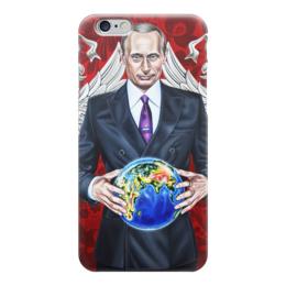 """Чехол для iPhone 6 """"Big Boss - iPhone6"""" - любовь, россия, политика, путин, босс"""