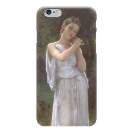 "Чехол для iPhone 6 ""Серьги (Boucles d'oreilles)"" - картина, бугро"