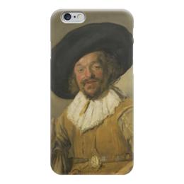 "Чехол для iPhone 6 ""Весёлый собутыльник"" - картина, халс"