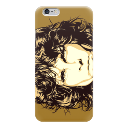 "Чехол для iPhone 6 ""Джим Моррисон (The Doors)"" - jim morrison, the doors, джим моррисон"