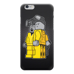 "Чехол для iPhone 6 ""Во все тяжкие (Breaking Bad)"" - пародия, во все тяжкие, lego, breaking bad, лего"