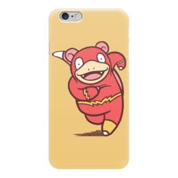 "Чехол для iPhone 6 ""Покемон Молния"" - flash, молния, pokemon, флэш"