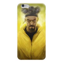 "Чехол для iPhone 6 глянцевый ""Во все тяжкие (Breaking Bad)"" - во все тяжкие, breaking bad, уолтер уайт, гейзенберг"