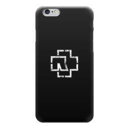 "Чехол для iPhone 6 ""Rammstein"" - rammstein, метал, рамштайн"
