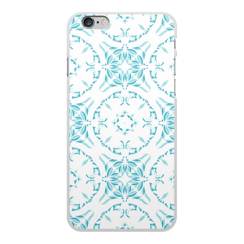 Чехол для iPhone 6 Plus, объёмная печать Printio Барокко аксессуар чехол ipapai для iphone 6 plus ассорти морской