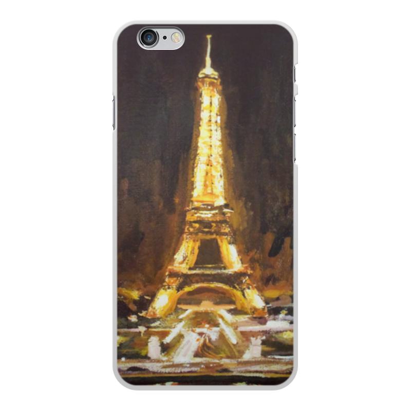все цены на Чехол для iPhone 6 Plus, объёмная печать Printio Париж