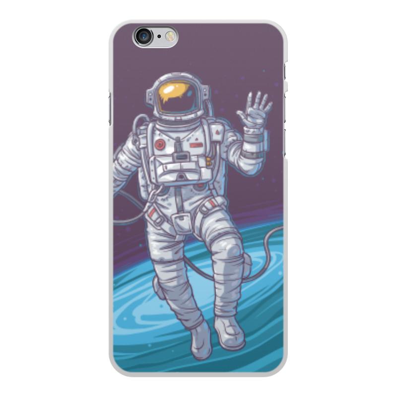 Чехол для iPhone 6 Plus, объёмная печать Printio Space чехол для iphone 6 глянцевый printio my space