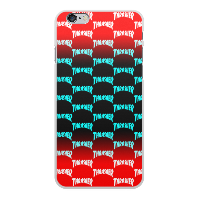 Чехол для iPhone 6 Plus, объёмная печать Printio Thrasher аксессуар чехол ipapai для iphone 6 plus ассорти морской