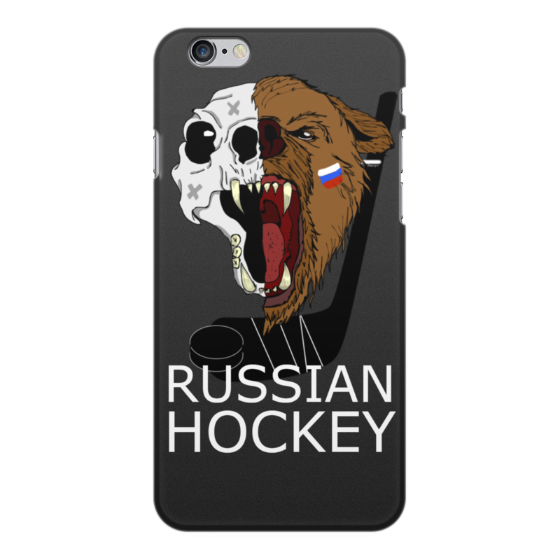 Чехол для iPhone 6 Plus, объёмная печать Printio Russian hockey 2018 national hockey league nhl trophies 1 6 model decoration conn symthe