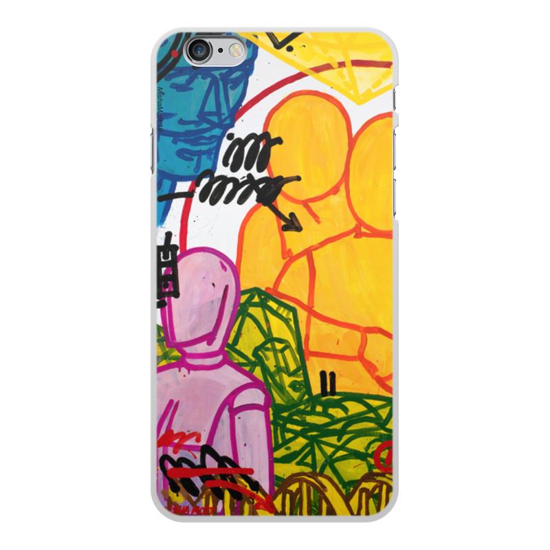 купить Чехол для iPhone 6 Plus, объёмная печать Printio Love. онлайн