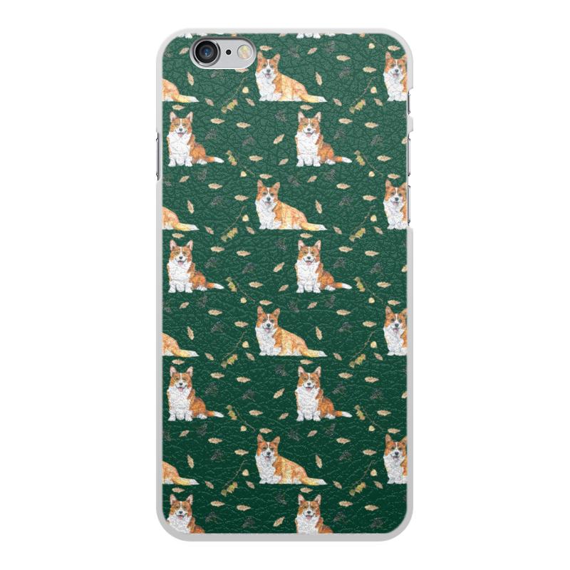 Чехол для iPhone 6 Plus, объёмная печать Printio Моя любимая собака аксессуар чехол ipapai для iphone 6 plus ассорти морской