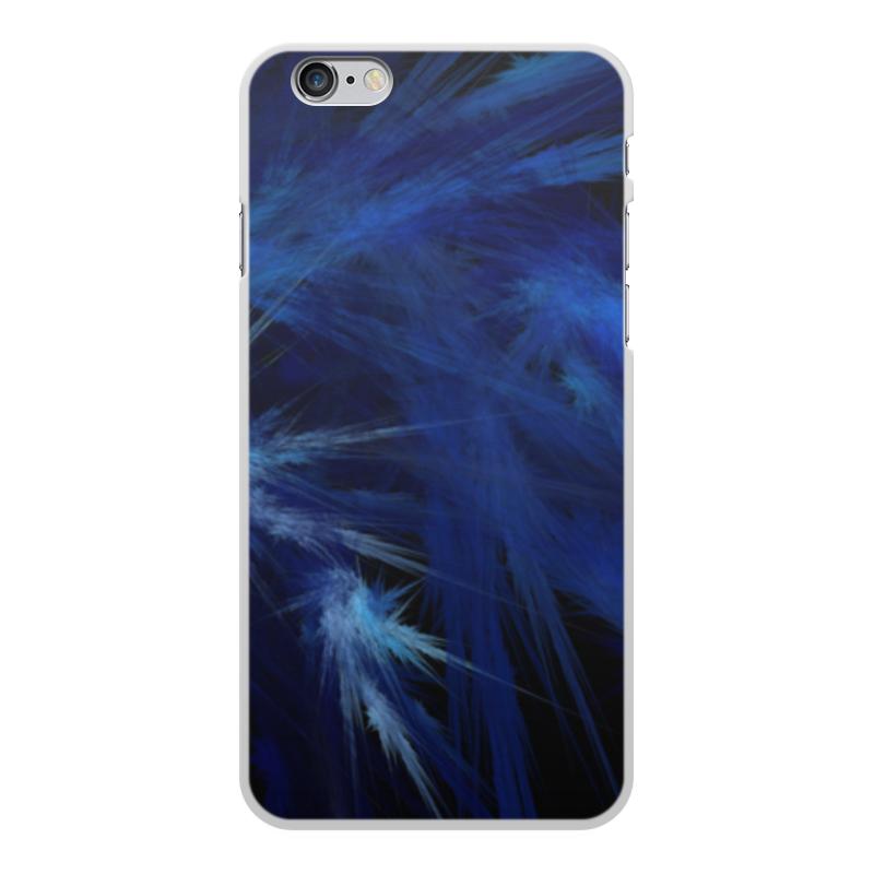 Чехол для iPhone 6 Plus, объёмная печать Printio Абстрактный дизайн