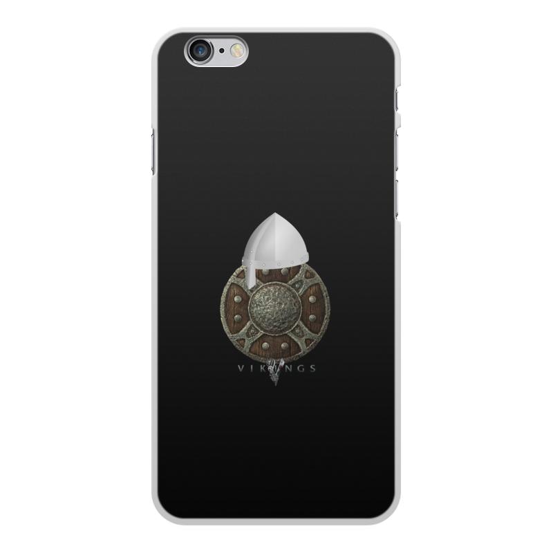 Чехол для iPhone 6 Plus, объёмная печать Printio Викинги. vikings аксессуар чехол ipapai для iphone 6 plus ассорти морской