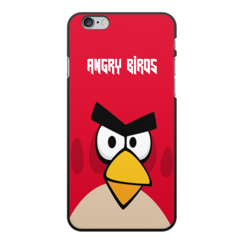 Чехол для iPhone 6 Plus, объёмная печать Printio Angry birds (terence) highsmith p small g a summer idyll