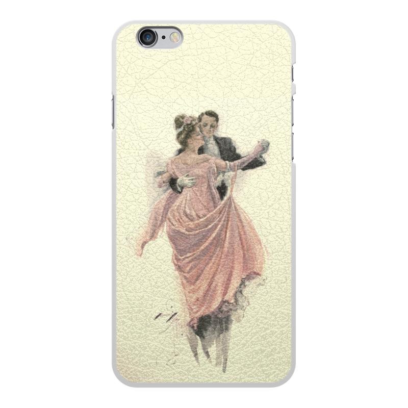 Чехол для iPhone 6 Plus, объёмная печать Printio День святого валентина стоимость