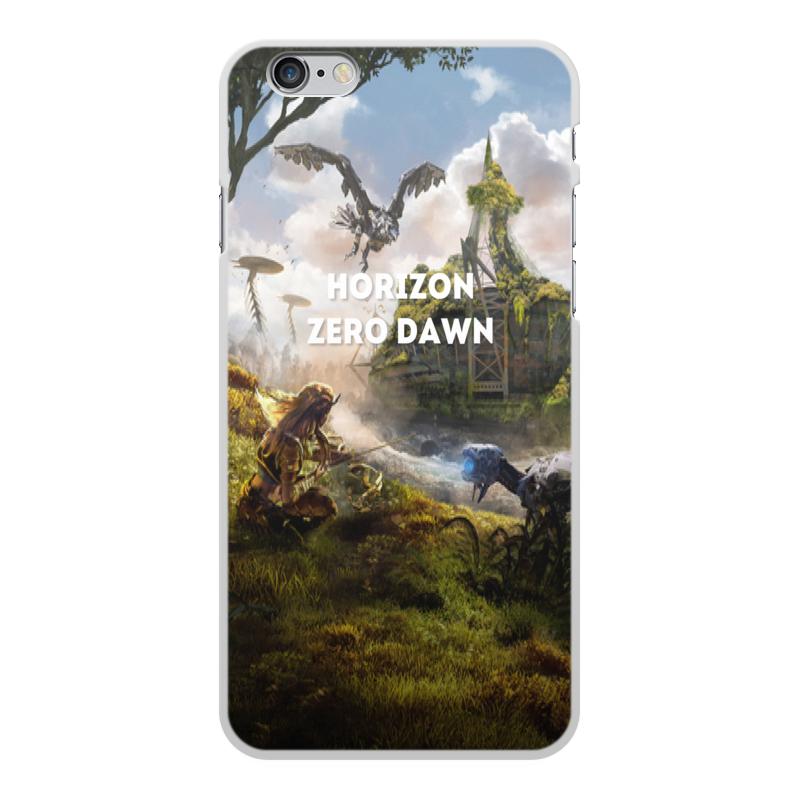 Чехол для iPhone 6 Plus, объёмная печать Printio Horizon zero dawn printio чехол для iphone 6 plus глянцевый