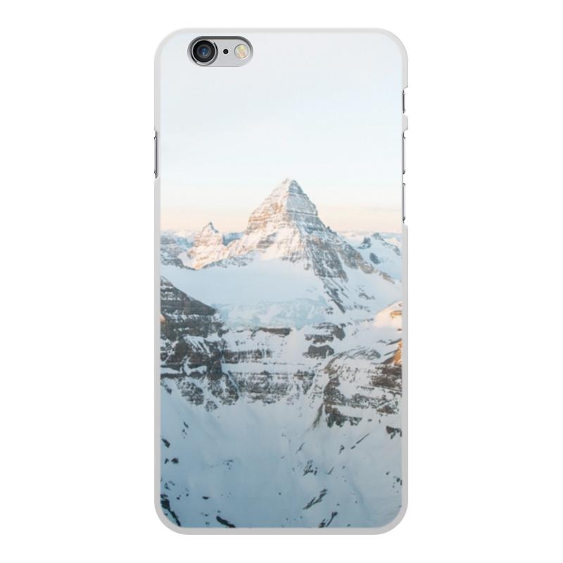 Чехол для iPhone 6 Plus, объёмная печать Printio Вершина аксессуар чехол ipapai для iphone 6 plus ассорти морской