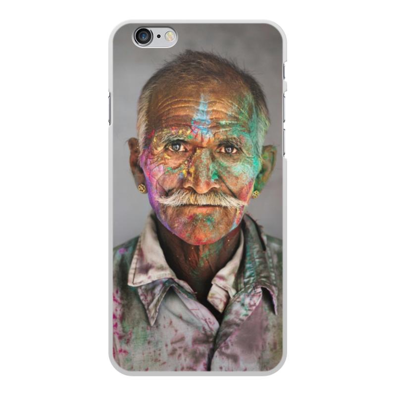 все цены на Чехол для iPhone 6 Plus, объёмная печать Printio Аксессуар для телефона онлайн
