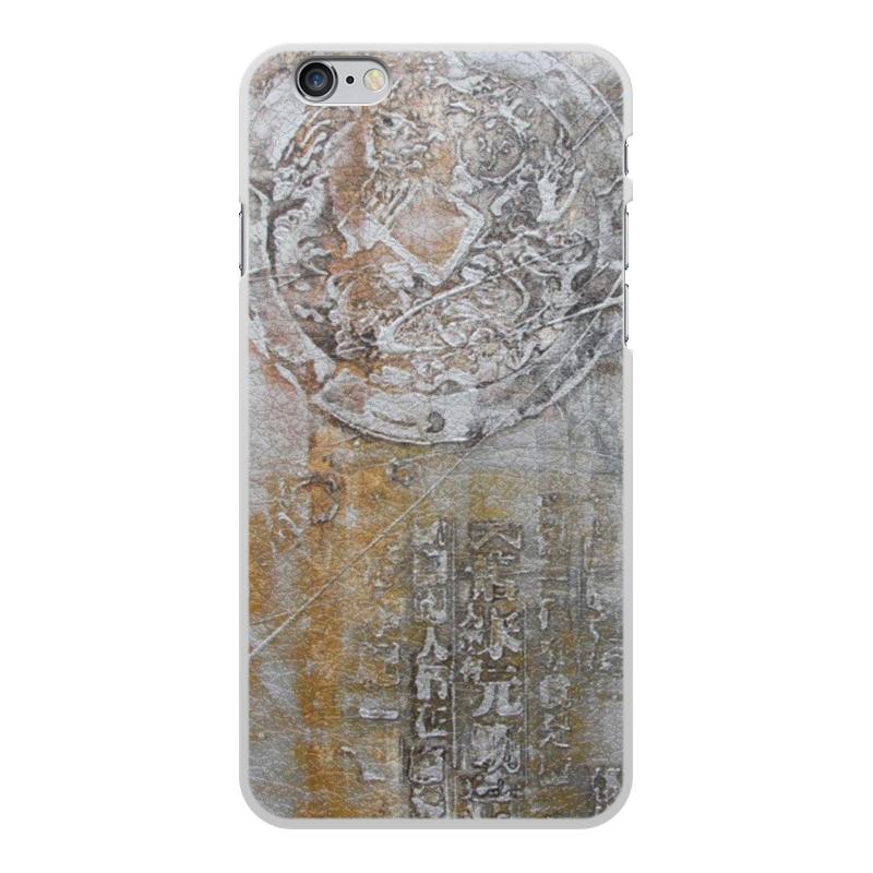 Чехол для iPhone 6 Plus, объёмная печать Printio Знаки цена
