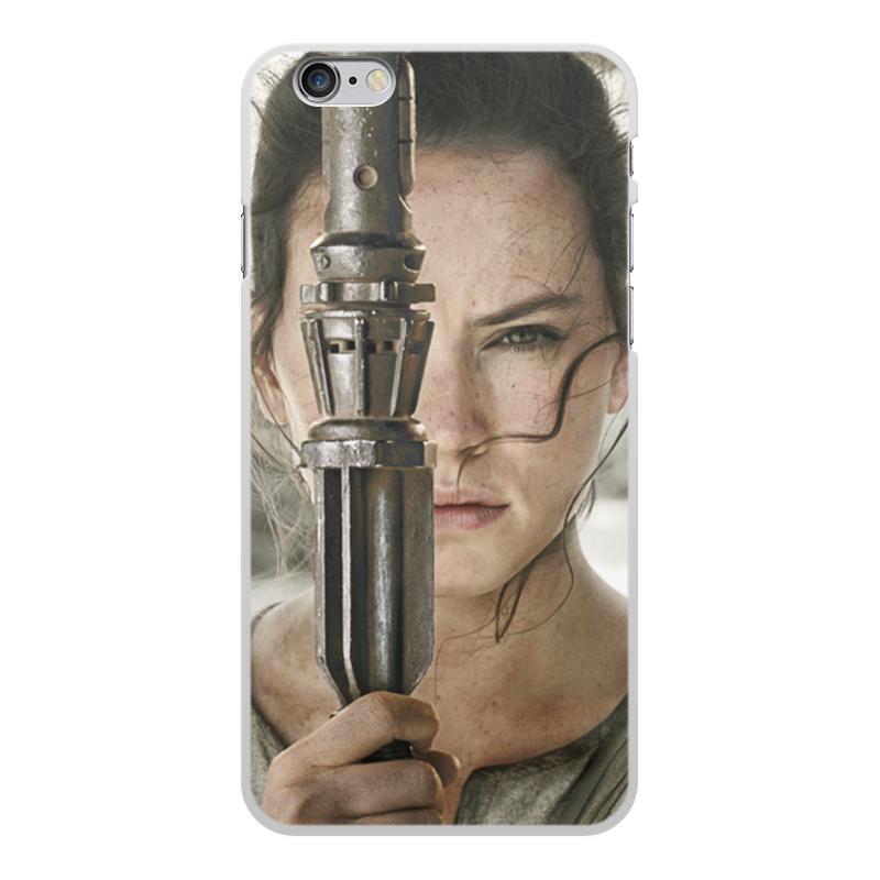 Чехол для iPhone 6 Plus, объёмная печать Printio Звездные войны - рей printio чехол для iphone 6 plus глянцевый