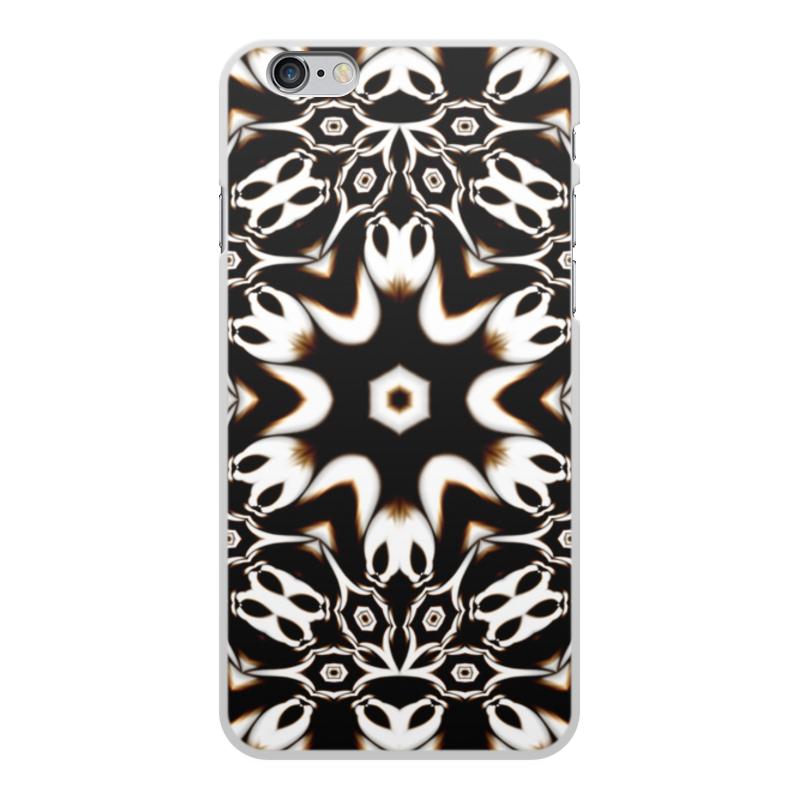 Чехол для iPhone 6 Plus, объёмная печать Printio Кофейный