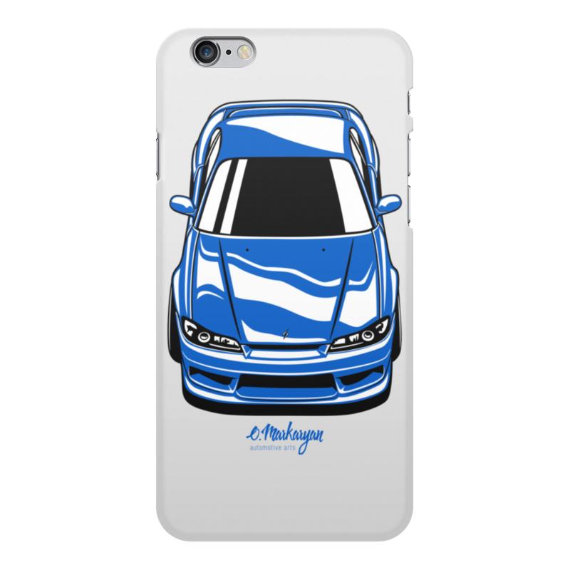 Чехол для iPhone 6 Plus, объёмная печать Printio Silvia s15 printio чехол для iphone 6 plus глянцевый
