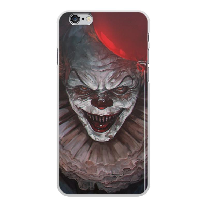 Чехол для iPhone 6 Plus, объёмная печать Printio Оно цена