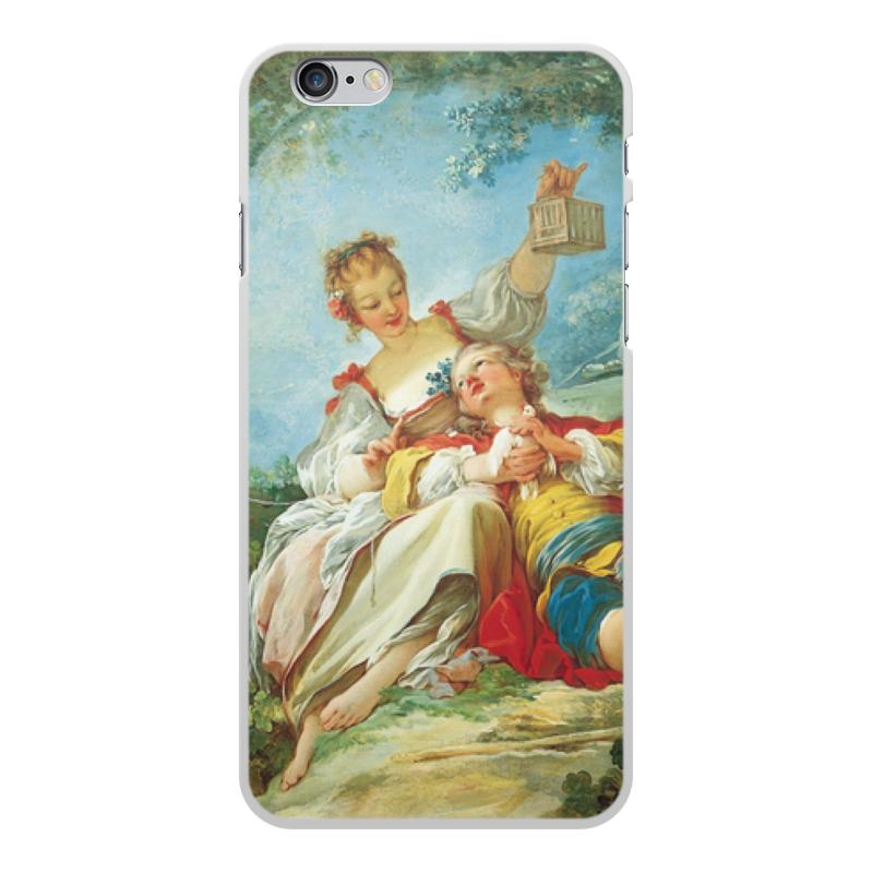 лучшая цена Printio Счастливые любовники (картина фрагонара)