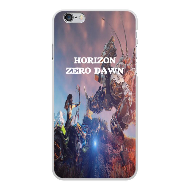 Чехол для iPhone 6 Plus, объёмная печать Printio Horizon zero dawn чехол для iphone 6 глянцевый printio бирюзовая печаль