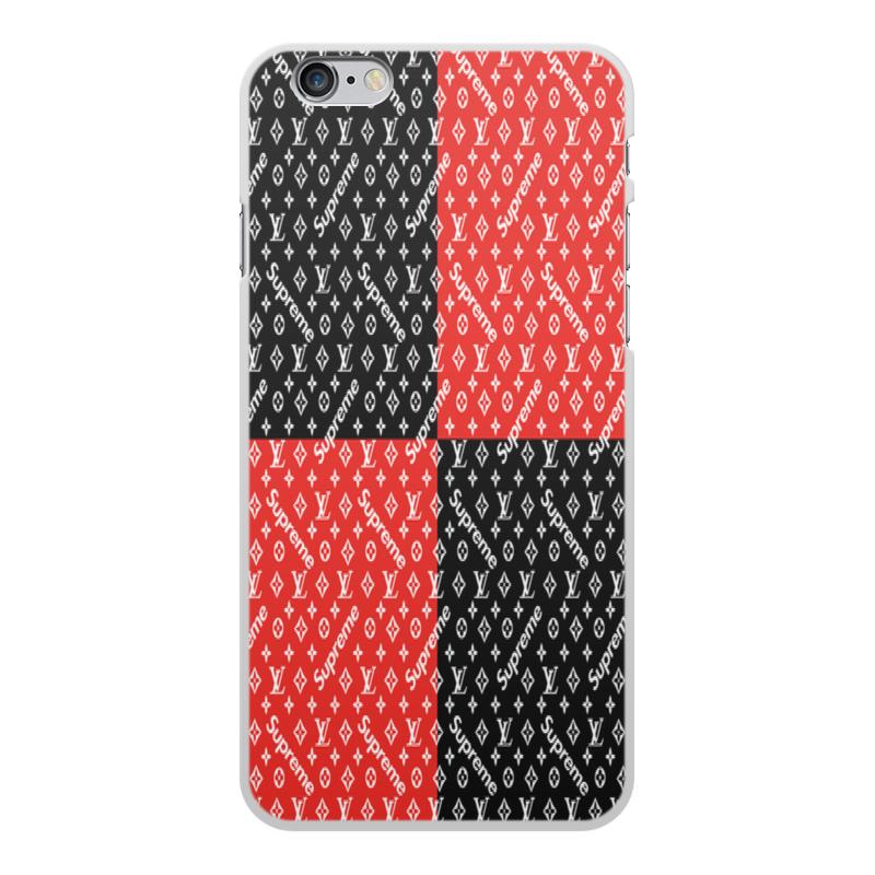 Чехол для iPhone 6 Plus, объёмная печать Printio Supreme printio чехол для iphone 6 plus глянцевый