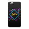 """Чехол для iPhone 6 Plus, объёмная печать """"Love Space"""" - звезды, космос, вселенная"""