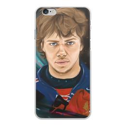 """Чехол для iPhone 6 Plus, объёмная печать """"Артемий Панарин"""" - хоккей, нхл, сборная россии по хоккею, артемий панарин"""