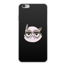 """Чехол для iPhone 6 Plus, объёмная печать """"Котенок"""" - кот, животные, котенок, коты, мемы"""