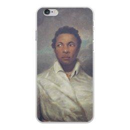 """Чехол для iPhone 6 Plus, объёмная печать """"Айра Олдридж в образе Отелло"""" - картина, живопись, шекспир, театр, норткот"""