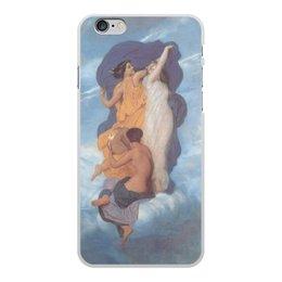 """Чехол для iPhone 6 Plus, объёмная печать """"Танец (картина Вильяма Бугро)"""" - картина, академизм, живопись, бугро"""