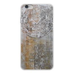 """Чехол для iPhone 6 Plus, объёмная печать """"Знаки"""" - арт, картина, фактурный, 14фев"""