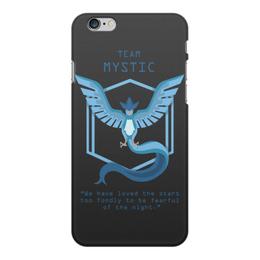 """Чехол для iPhone 6 Plus, объёмная печать """"Team Mystic"""" - мультфильм, pokemon, покемон, мистик, mystic"""