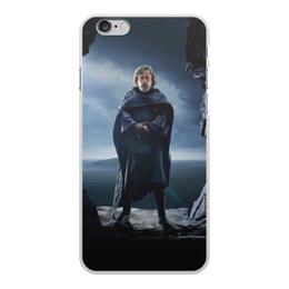 """Чехол для iPhone 6 Plus, объёмная печать """"Звездные войны - Люк Скайуокер"""" - кино, фантастика, star wars, звездные войны, дарт вейдер"""