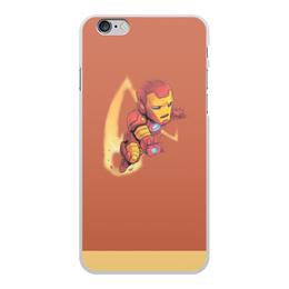 """Чехол для iPhone 6 Plus, объёмная печать """"Iron man: Prime Armor"""" - star wars, штурмовик, стар варс, звёздные воины, старварс"""