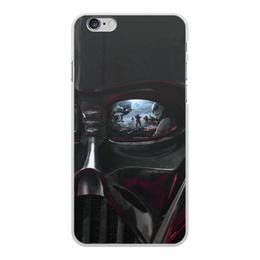 """Чехол для iPhone 6 Plus, объёмная печать """"Звездные войны"""" - кино, фантастика, star wars, звездные войны, дарт вейдер"""