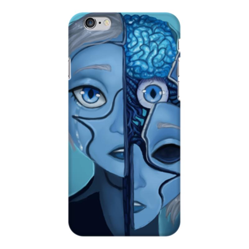 Чехол для iPhone 6 Plus глянцевый Printio Маска аксессуар чехол elari для elari cardphone и iphone 6 plus blue