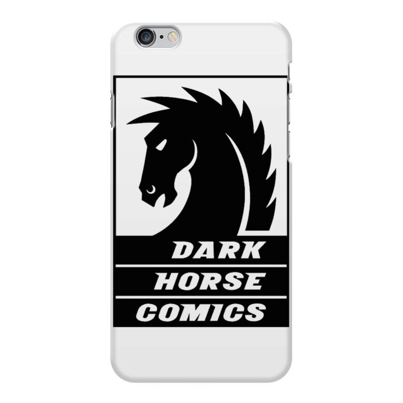 Чехол для iPhone 6 Plus глянцевый Printio Dark horse comics чехол для iphone 7 plus глянцевый printio dark willow
