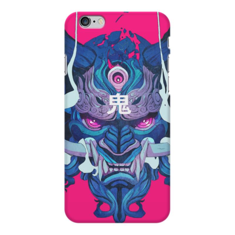 Чехол для iPhone 6 Plus глянцевый Printio Dragon