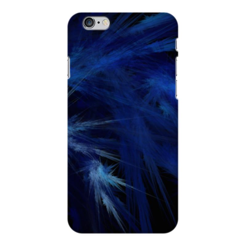 Чехол для iPhone 6 Plus глянцевый Printio Абстрактный дизайн