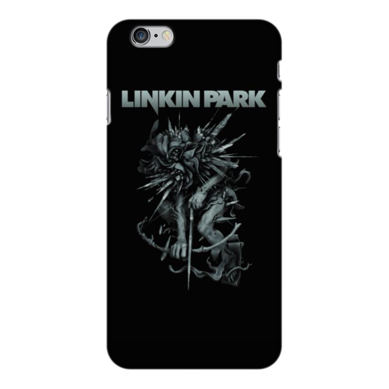 Чехол для iPhone 6 Plus глянцевый Printio Linkin park чехол для iphone 6 plus глянцевый printio сериал скам