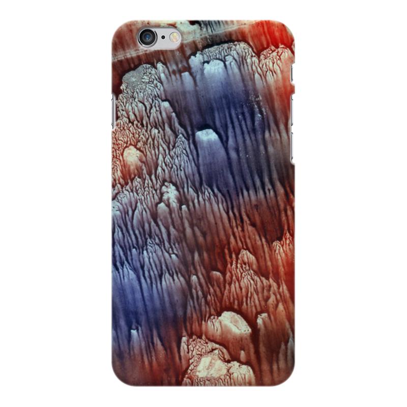 Чехол для iPhone 6 Plus глянцевый Printio Акварелька чехол для iphone 6 plus глянцевый printio сериал скам