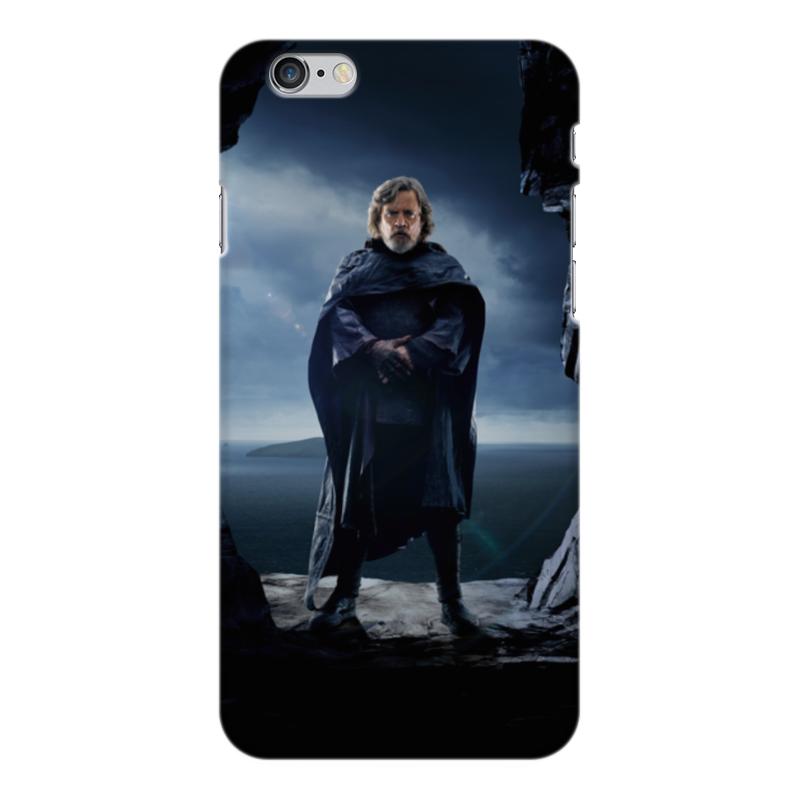 Чехол для iPhone 6 Plus глянцевый Printio Звездные войны - люк скайуокер printio чехол для iphone 6 plus глянцевый