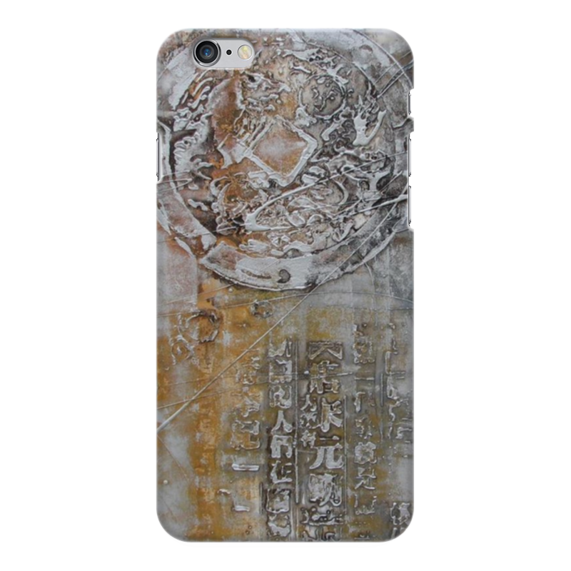 Чехол для iPhone 6 Plus глянцевый Printio Знаки printio чехол для iphone 6 plus глянцевый