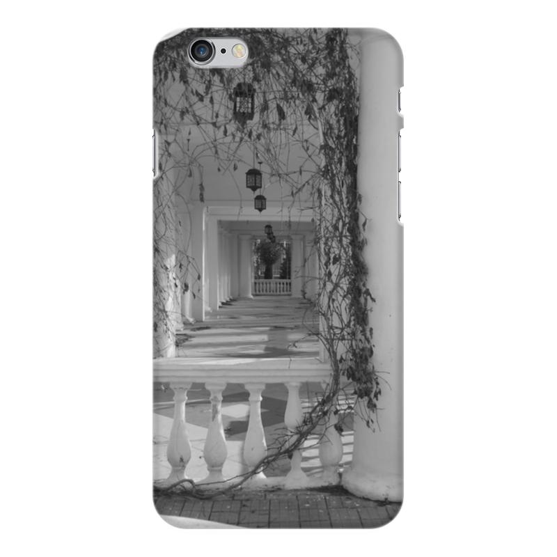 Чехол для iPhone 6 Plus глянцевый Printio Осень аксессуар чехол elari для elari cardphone и iphone 6 plus blue